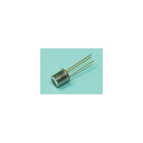 Phototransistor TO18 BPW14 25°