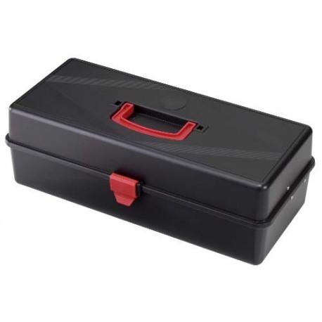 Caisse à outils plastique rigide 400x180x132mm