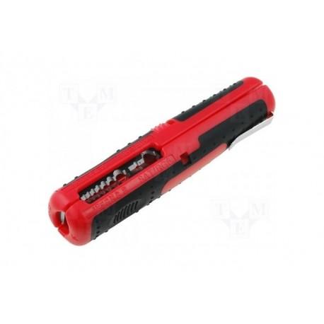 Dénudeur de cable 8 à 13mm et 0,5 à 6mm
