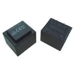 Transformateur moulé 230V / 12V 1,5VA