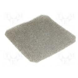 Filtre mousse 2,5mm pour ventilateur 80x80mm