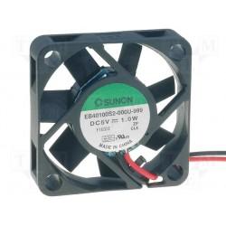 Ventilateur 5V 40x40x10mm 11,8m³/h 27dBA