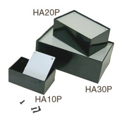 Boitier Plastique ECO 159x95x60mm noir