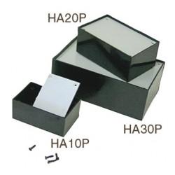 Boitier plastique ECO 110x70x50mm noir