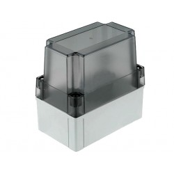 Boitier Fibox 130x80x125mm PC100/125HT
