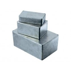 Coffret aluminium 120x65x38mm