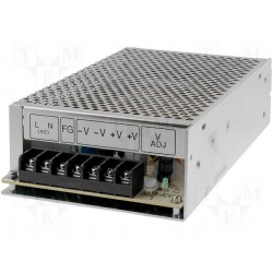 Alimentation Mean-Well 150W - 5Vdc - 30Amp.