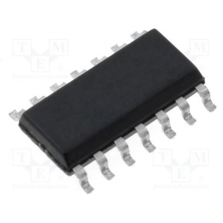 Circuit intégré CMS so14 CD40106