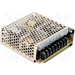 Alimentation Mean-Well 88/264Vac - 54W +5Vdc / +12Vdc