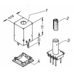 Kit bobinage Néosid 10V1K 50 à 200Mhz