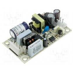 Alimentation à découpage Mean-Well 5W 85/264Vac - 5Vdc - 1Amp. open-frame