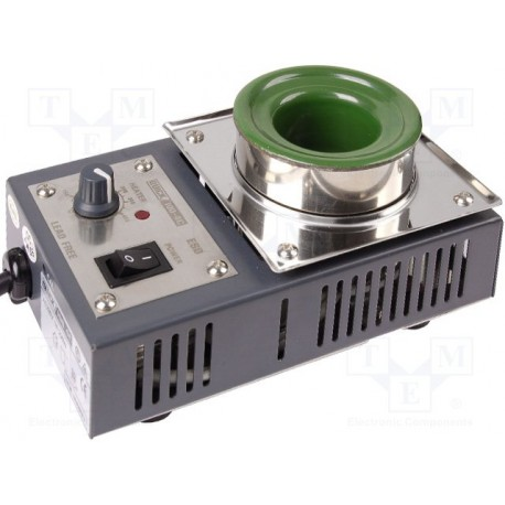 Bain d' étamage 36mm 200W 150 à 500°