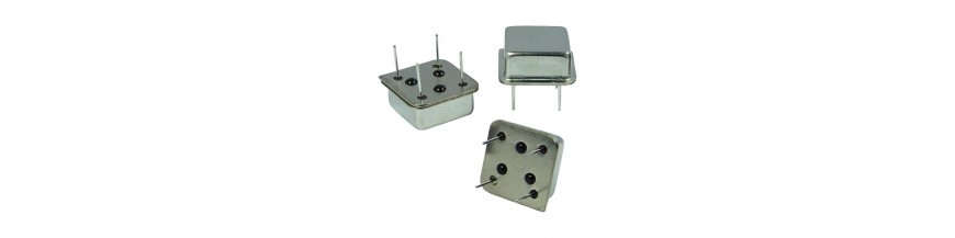 Oscillateurs et quartz