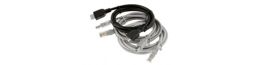 Câbles et cordons informatique