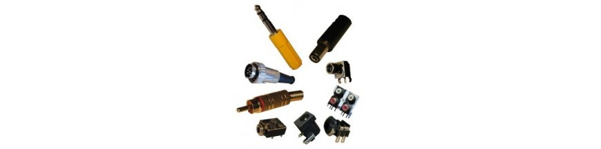 Connecteurs audio et vidéo