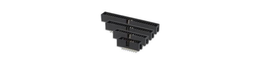 Connecteurs HE10